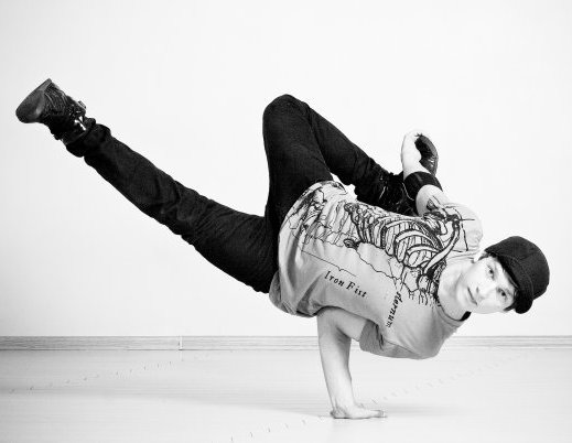 "<span style=""font-weight: bold;"">break-dance</span>"